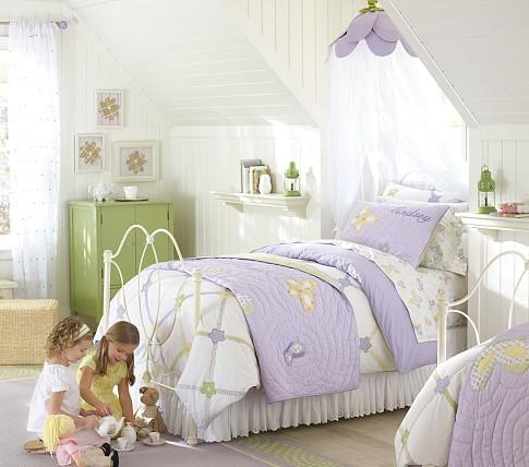 Allie Iron Bed - Pottery Barn Kids