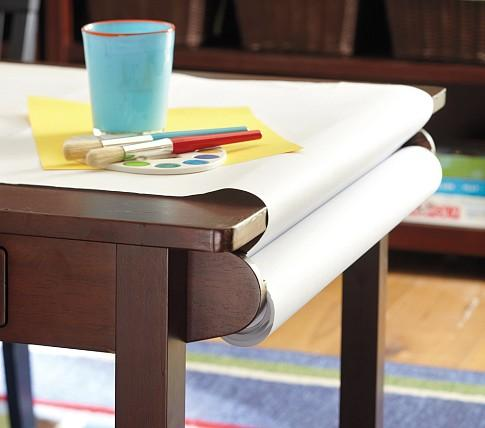 Carolina Craft Table Paper Roll   Pottery Barn Kids