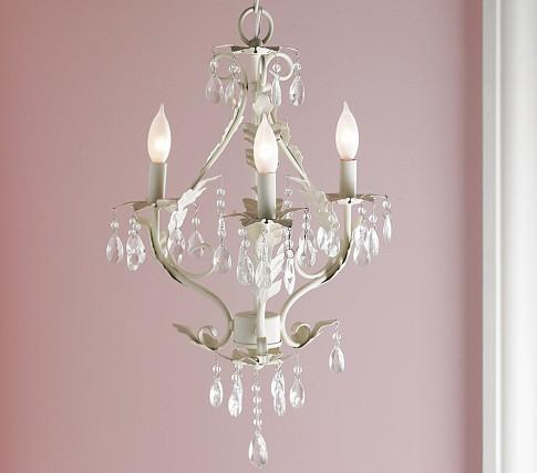 Gianna Mini Chandelier Pottery Barn Kids