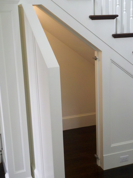Under The Stairs Nook Design Ideas