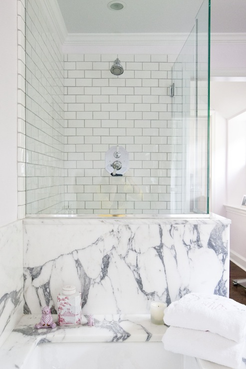 how to make shower grout white again