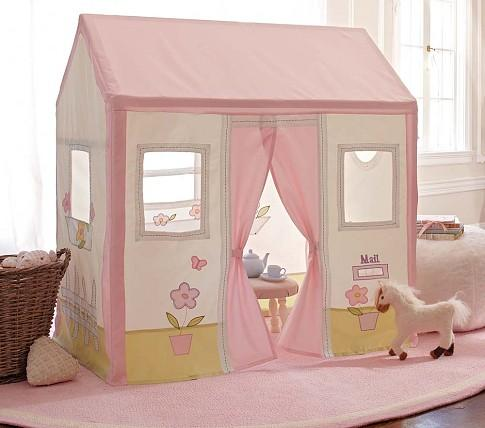 Cottage Playhouse Pottery Barn Kids