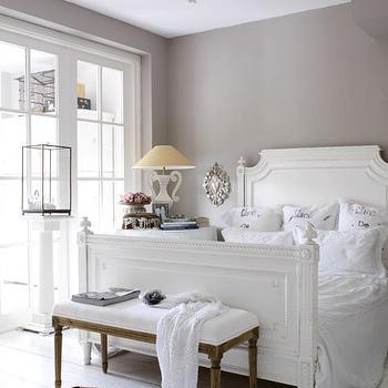 Romantic Gray Bedrooms romantic gray bedrooms design ideas