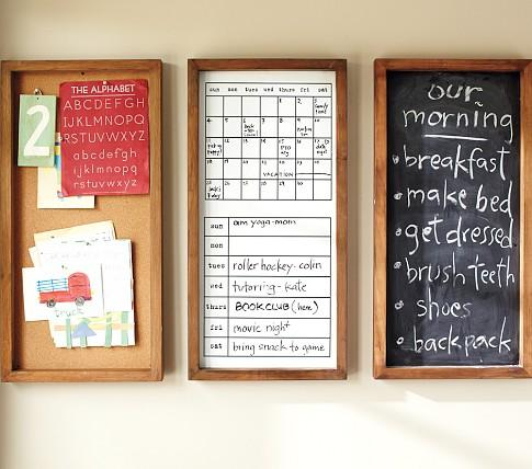 Daily Organization System Pottery Barn Kids
