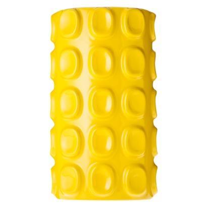 Three Hands Yellow Ceramic Mod Vase