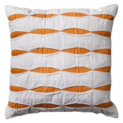 diamond handcraft faux shipping silk cover color free pillow cushion in pintuck gold item