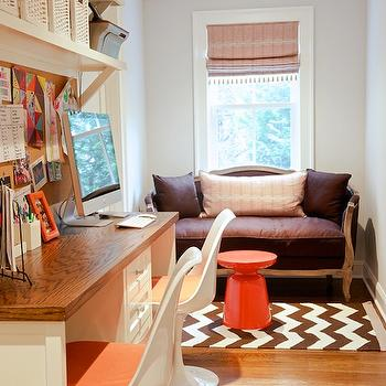 Boys' Desks, Contemporary, boy's room, Nightingale Design
