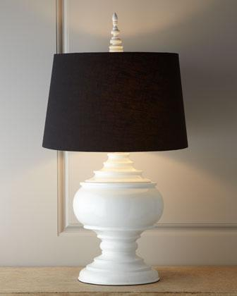 White burma lamp i horchow aloadofball Image collections