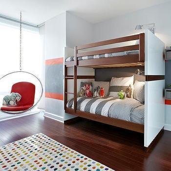 Bunk Bed Reading Lights Design Ideas