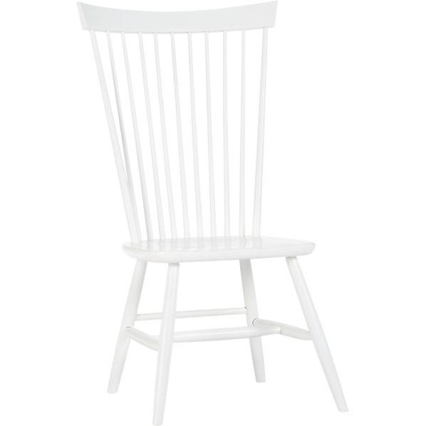 Astonishing Willa Dove Side Chair Crate And Barrel Pdpeps Interior Chair Design Pdpepsorg