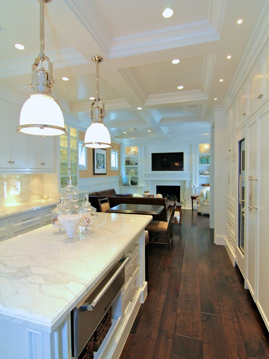 Kitchen recessed lighting design ideas view full size aloadofball Image collections