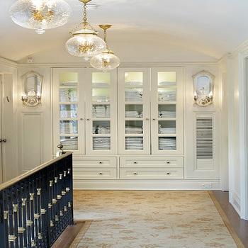 Hallway Linen Cabinet Design Ideas