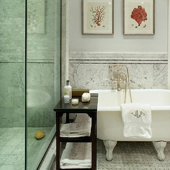 Walk In Shower, Traditional, bathroom, Sussan Lari Architect