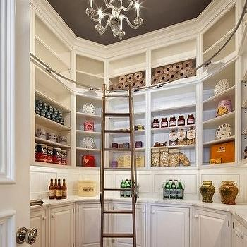Walk In Pantry Design Ideas