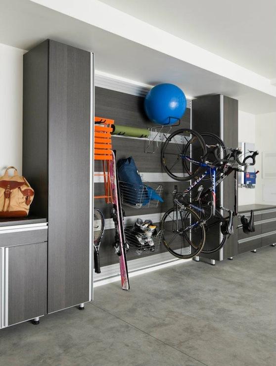 Garage Wall System