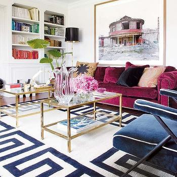 Jewel Tone Room Design Ideas
