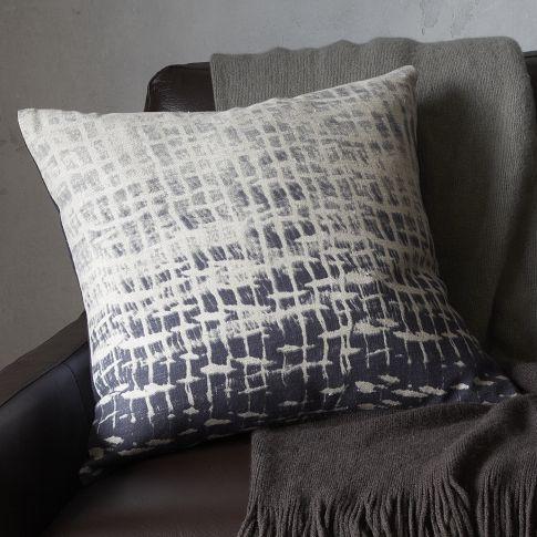 batik ombre pillow cover west elm. Black Bedroom Furniture Sets. Home Design Ideas