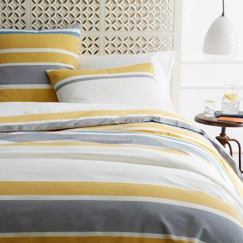 Stripe Duvet Covers: Find a duvet to create a new style for your room from specialtysports.ga Your Online Fashion Bedding Store! Get 5% in rewards with Club O!