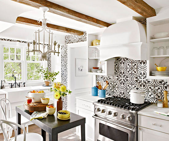 moroccan kitchen backsplash design ideas