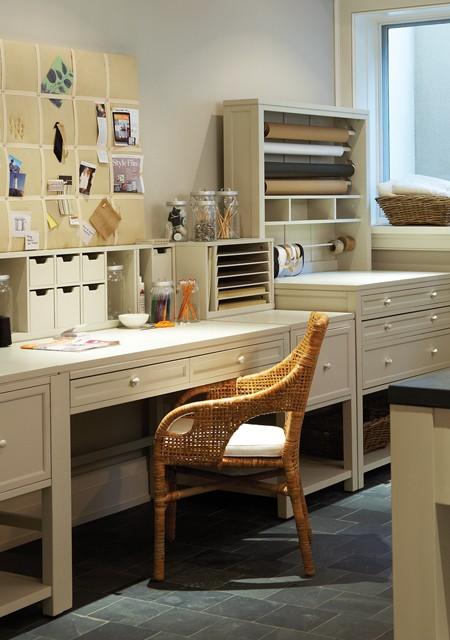 Craft Room Laundry Room