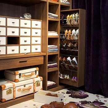 Pull Out Shoe Cabinet