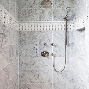 Marble Shower Design