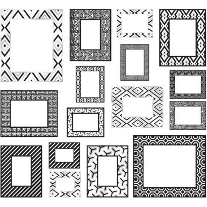 WallPops by Jonathan Adler Photo Frames Kit I Target