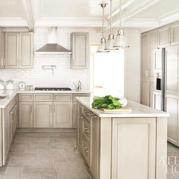 Imperial danby marble kitchen dearborn cabinetry for Ash wood kitchen cabinets