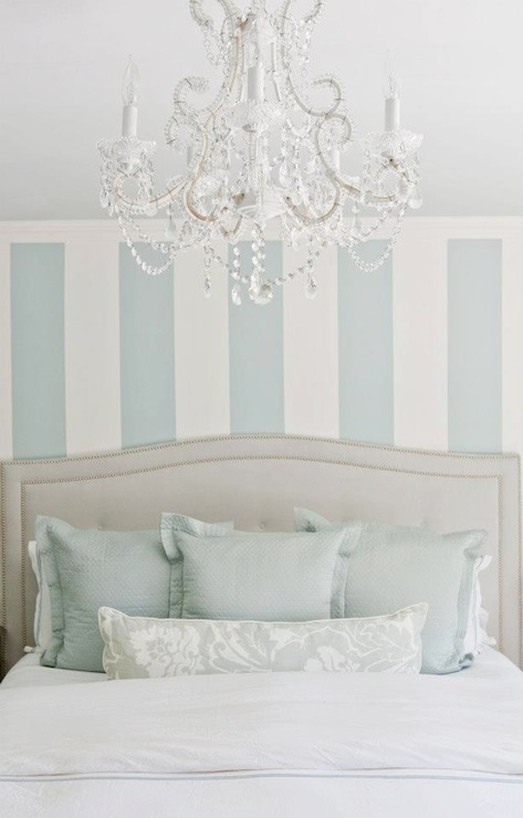gray and blue bedroom transitional bedroom lux decor