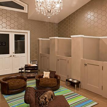 Dog Room, Eclectic, laundry room, Sue Firestone