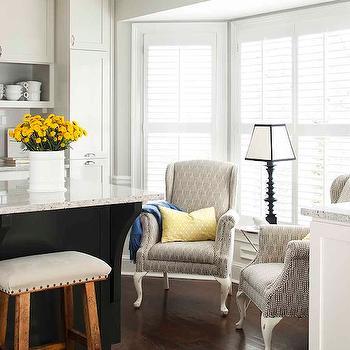 Kitchen Bay Windows Design Ideas