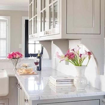 Kitchen Cabinet End Panels Design Ideas