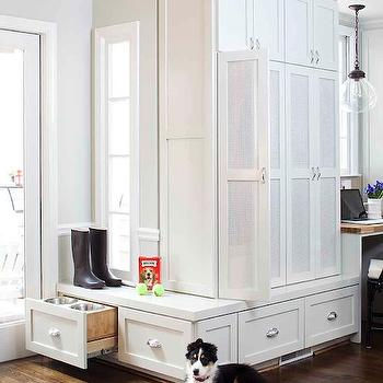 Mud Room Kitchen, Transitional, laundry room, TerraCotta Properties