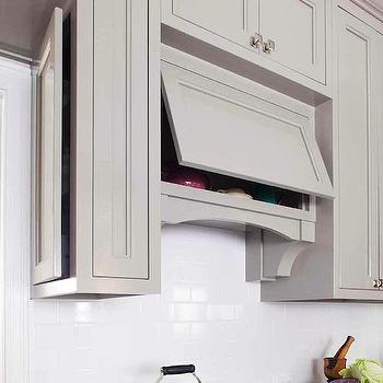 Kitchen Hood Cabinet