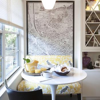 Good Vintage French Map Mural