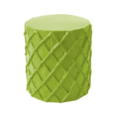 Net Stool / Accent Table I Stray Dog Designs