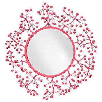 Pink Wall Mirror pink wall mirror - products, bookmarks, design, inspiration and ideas.