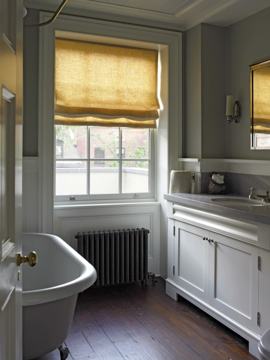 Rustic bathroom Design, Transitional, bathroom, Kathryn Scott Design Studio