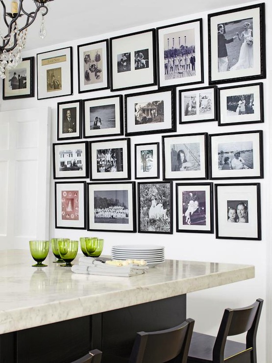 kitchen photo wall transitional kitchen hgtv