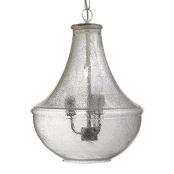 Jamie Young Co. Nimbus Chandelier In Clear Glass, Shop Candelabra.