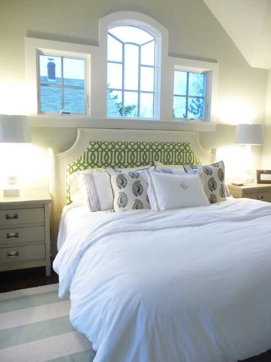 Kelly Green Bedroom Transitional Bedroom Hgtv