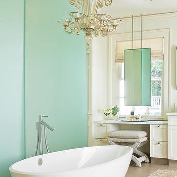 Master Bathroom Sliding Doors Design Ideas