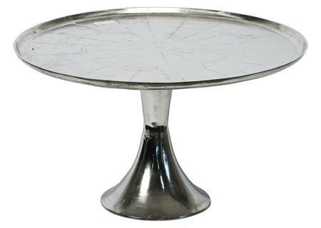Aluminum Coffee Table I Tonic Home