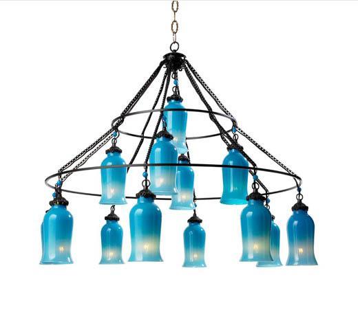 Sara glass chandelier i tonic home aloadofball Image collections
