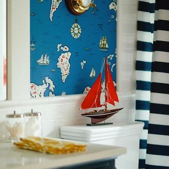 Ralph Lauren Northern Hemisphere Wallpaper Design Ideas