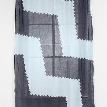 Magical Thinking Geo Kansai Curtain I Urban Outfitters