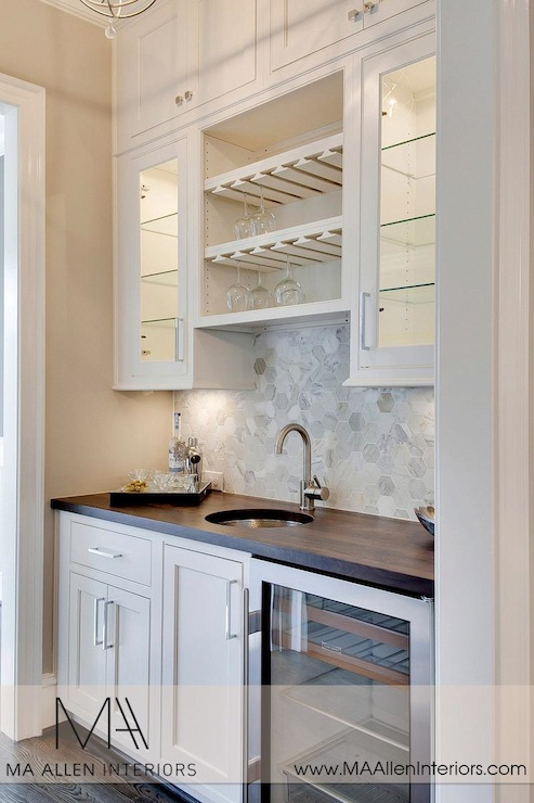 view full size gorgeous butlers pantry design - Butler Pantry Design Ideas