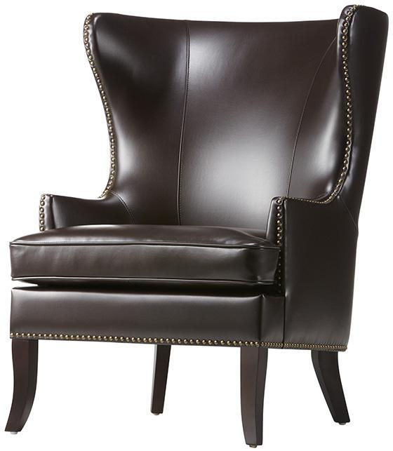 Moore Wingback Chair   HomeDecorators.com