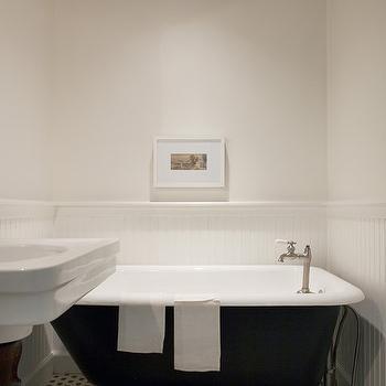 Cast Iron Tub, Vintage, bathroom, Sullivan Building and Design Group