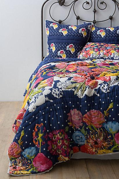 Jardin Quilt I Anthropologie Com